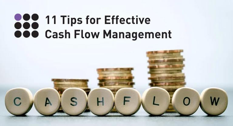 Better cash flow management