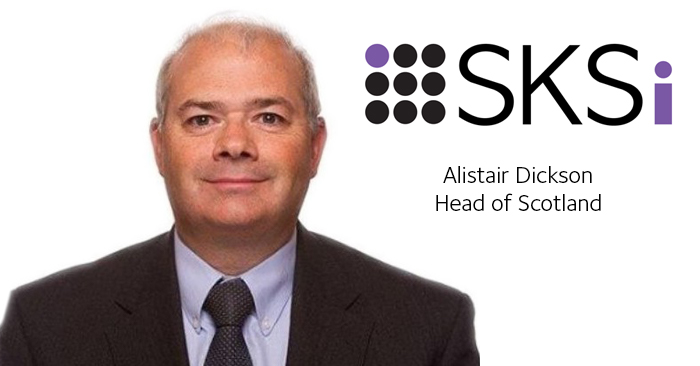 Launch of new Professional Services Practice and Appointment of Alistair Dickson  As Head of Scotland